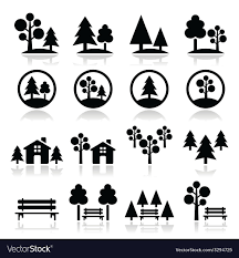 Pin By Sathvik Reddy On Project B Icon Set Vector Tree Icon Vector Trees