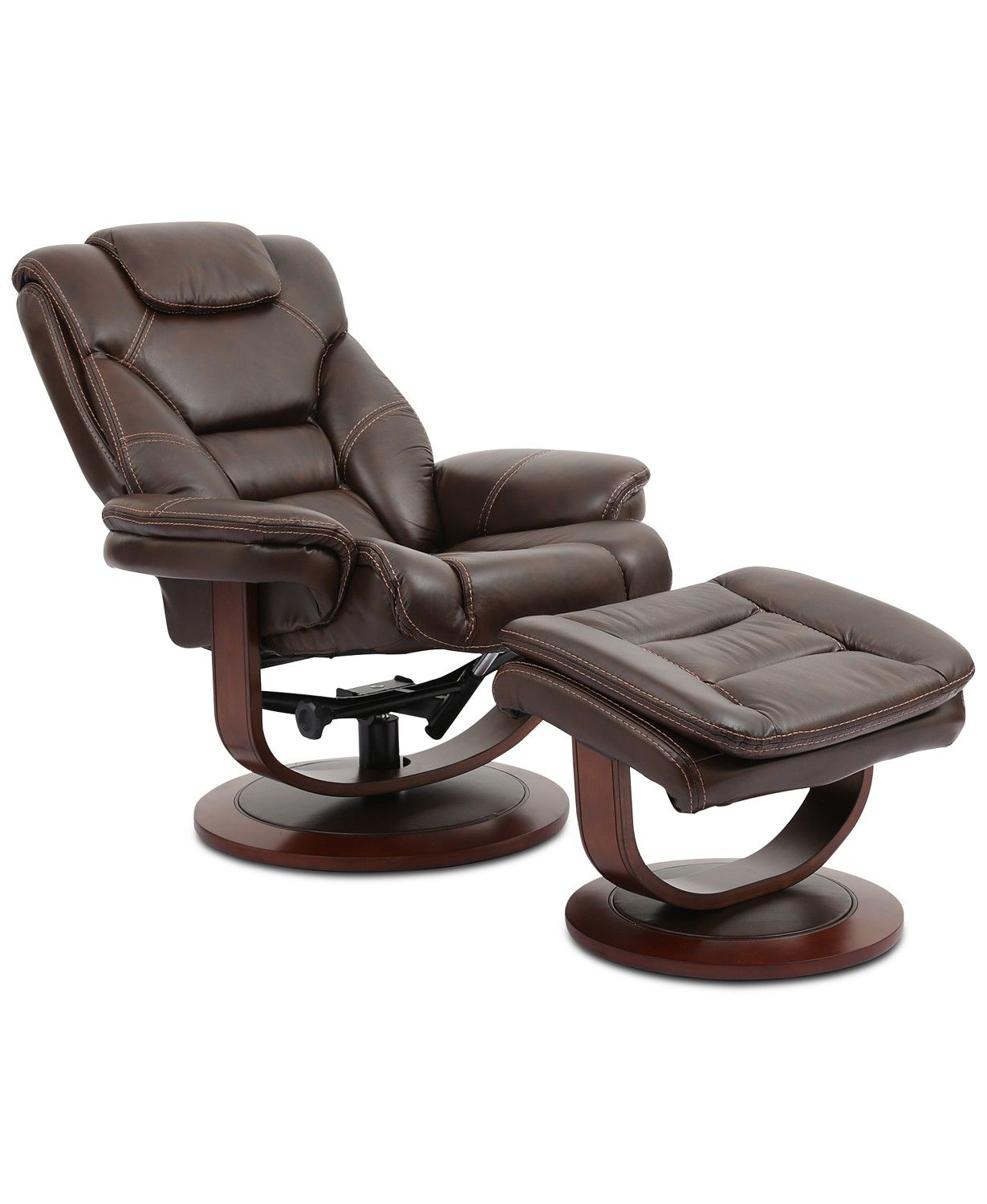 Furniture Faringdon Leather Chair Collection & Reviews