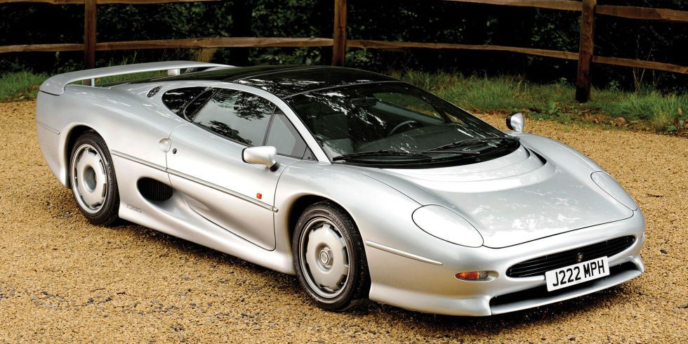 These Are 30 of the Best Looking Cars From the 90s | Jaguar xj220 ...