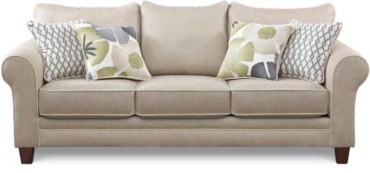 Evan Sofa   Art Van Furniture
