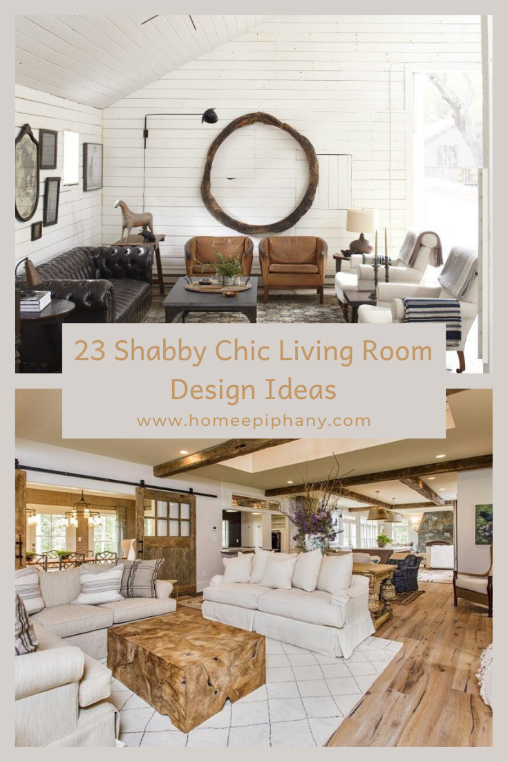 23 Shabby Chic Living Room Design Ideas Check out 23 gorgeous shabby chic living room designs