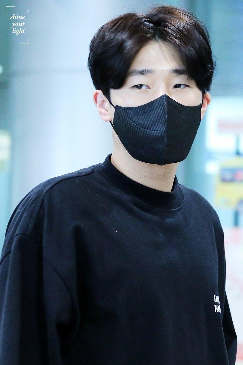 20170416 Incheon Airport Depart to Vietnam #INFINITE #SungKyu