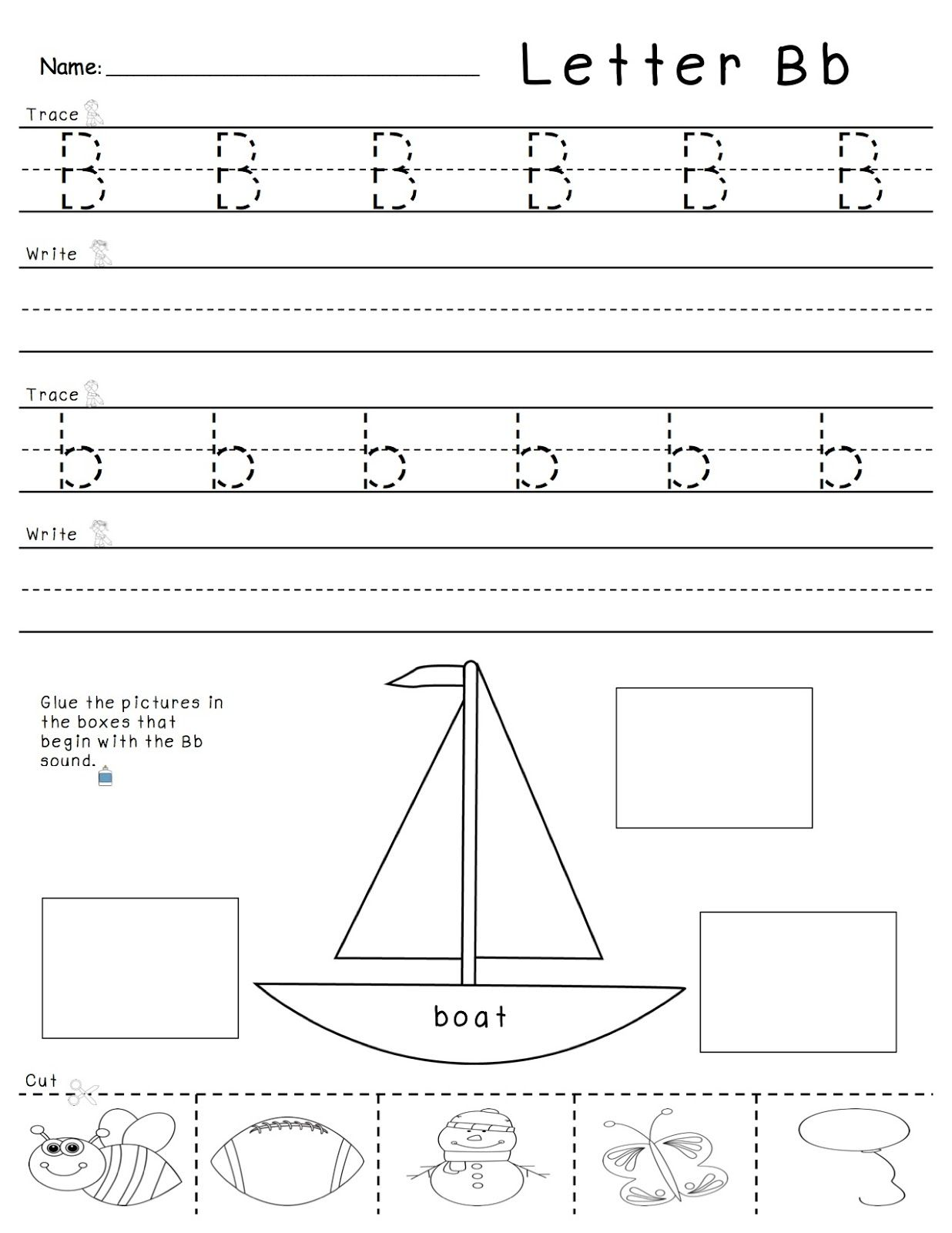 Letter and Letter Sounds Practice! Letter sounds