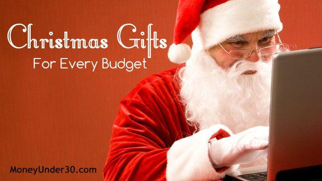 Christmas gift ideas $20-$30