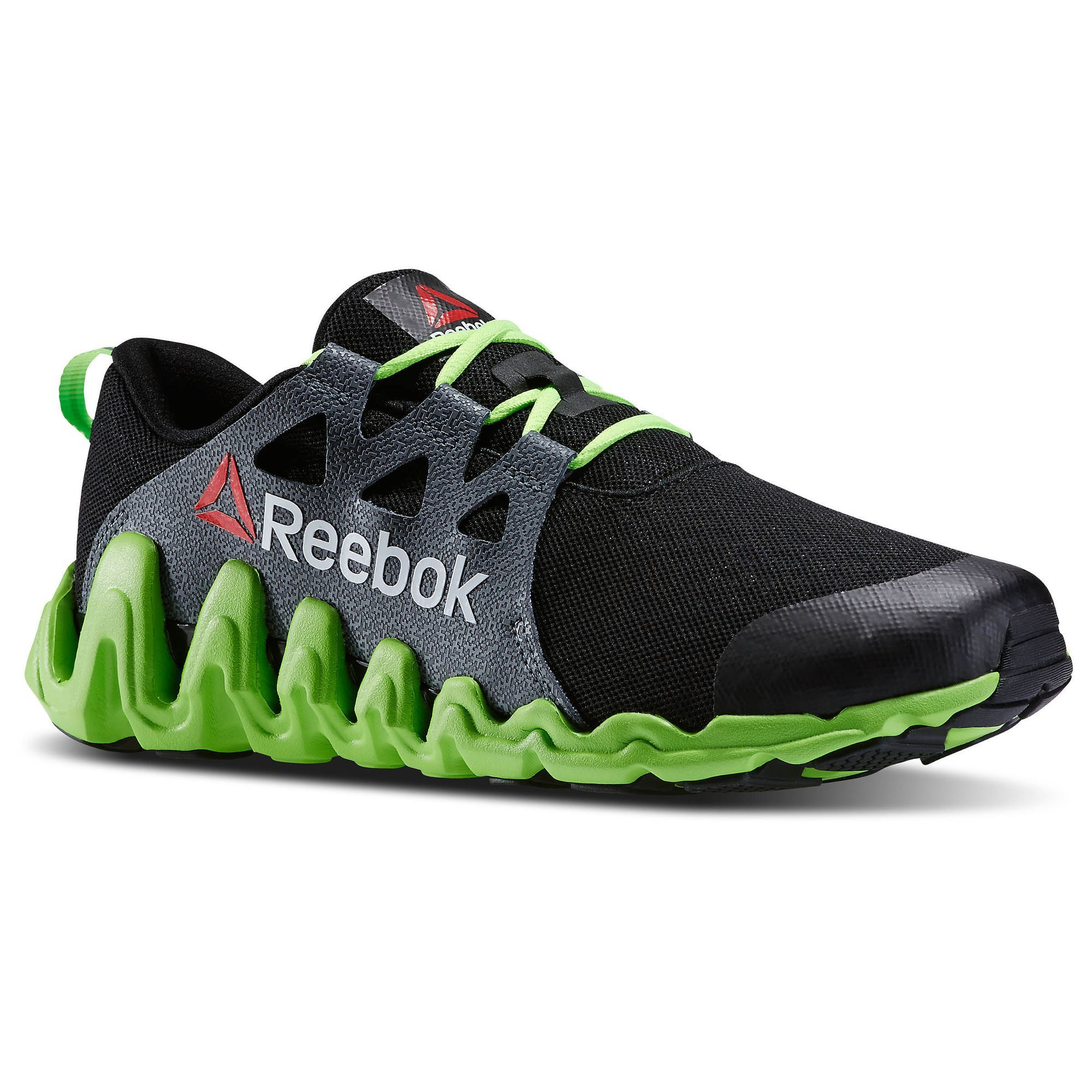 c2f77003339a Reebok - ZigTech Big   Fast. Color can be customized. Red black combo is  preferred.
