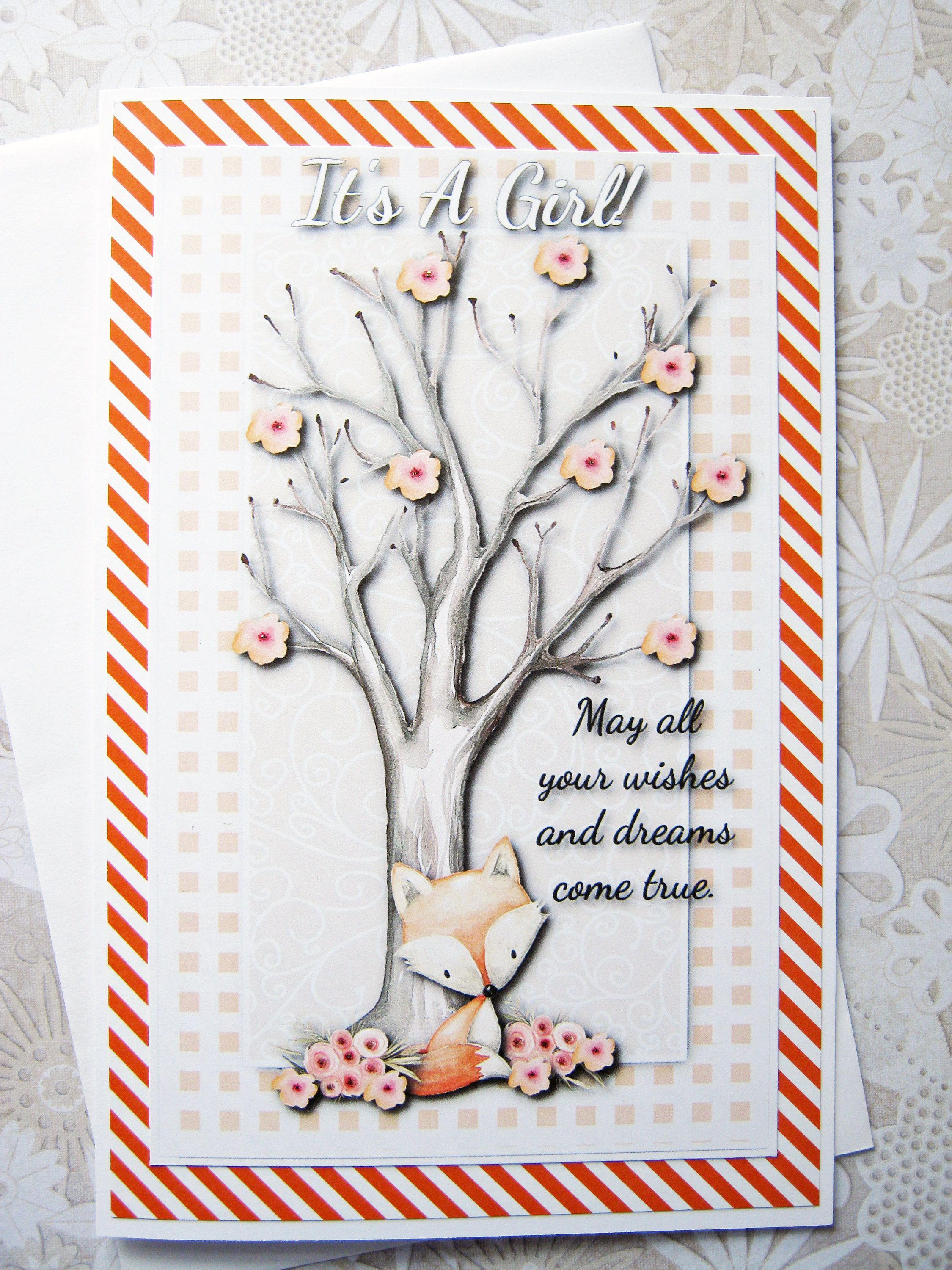 Gift card tree for baby shower - Baby Congratulations Card Baby Shower Baby Gift Mom To