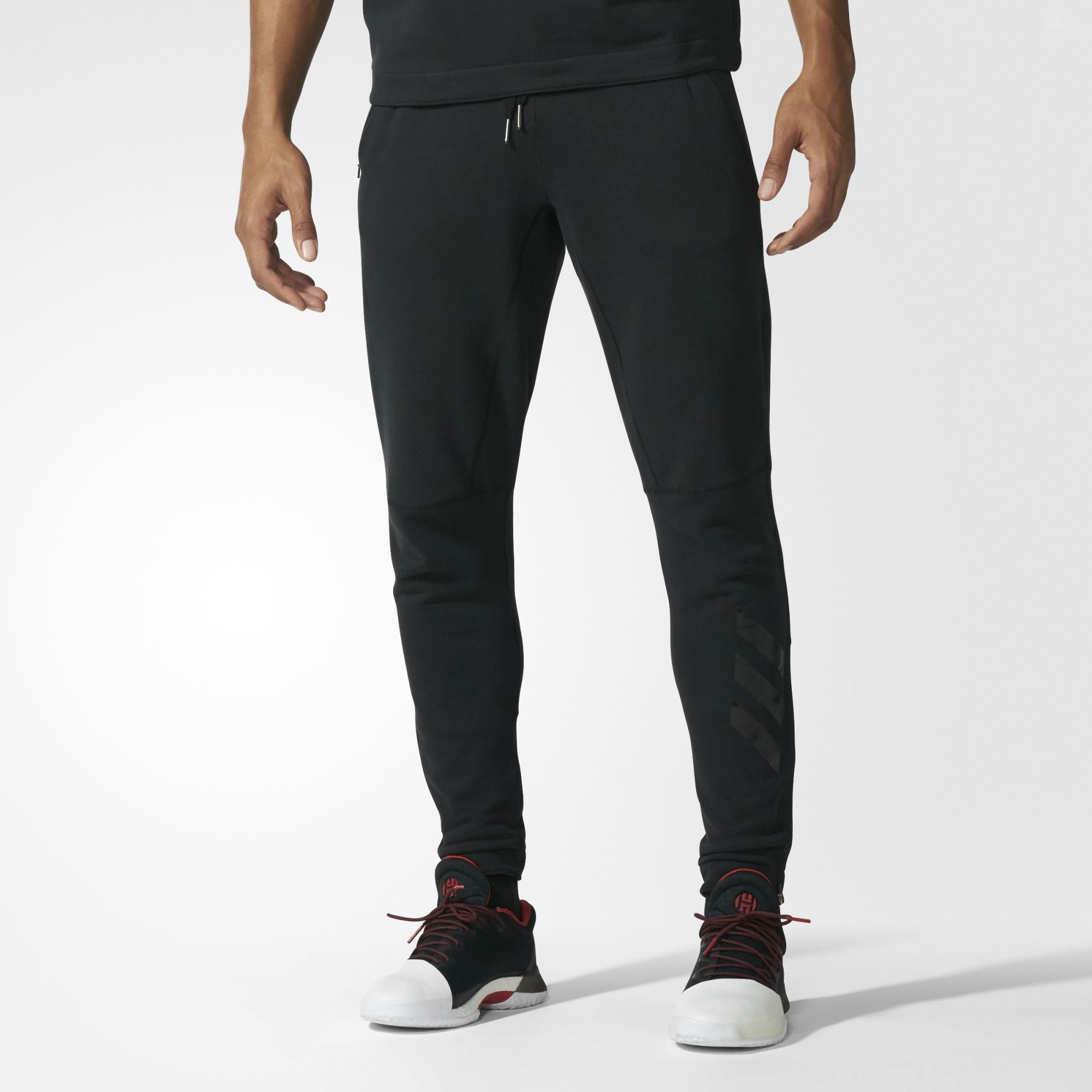 adidas Men's Harden Vol. 1 MVP Sweat Pants | Mens athletic