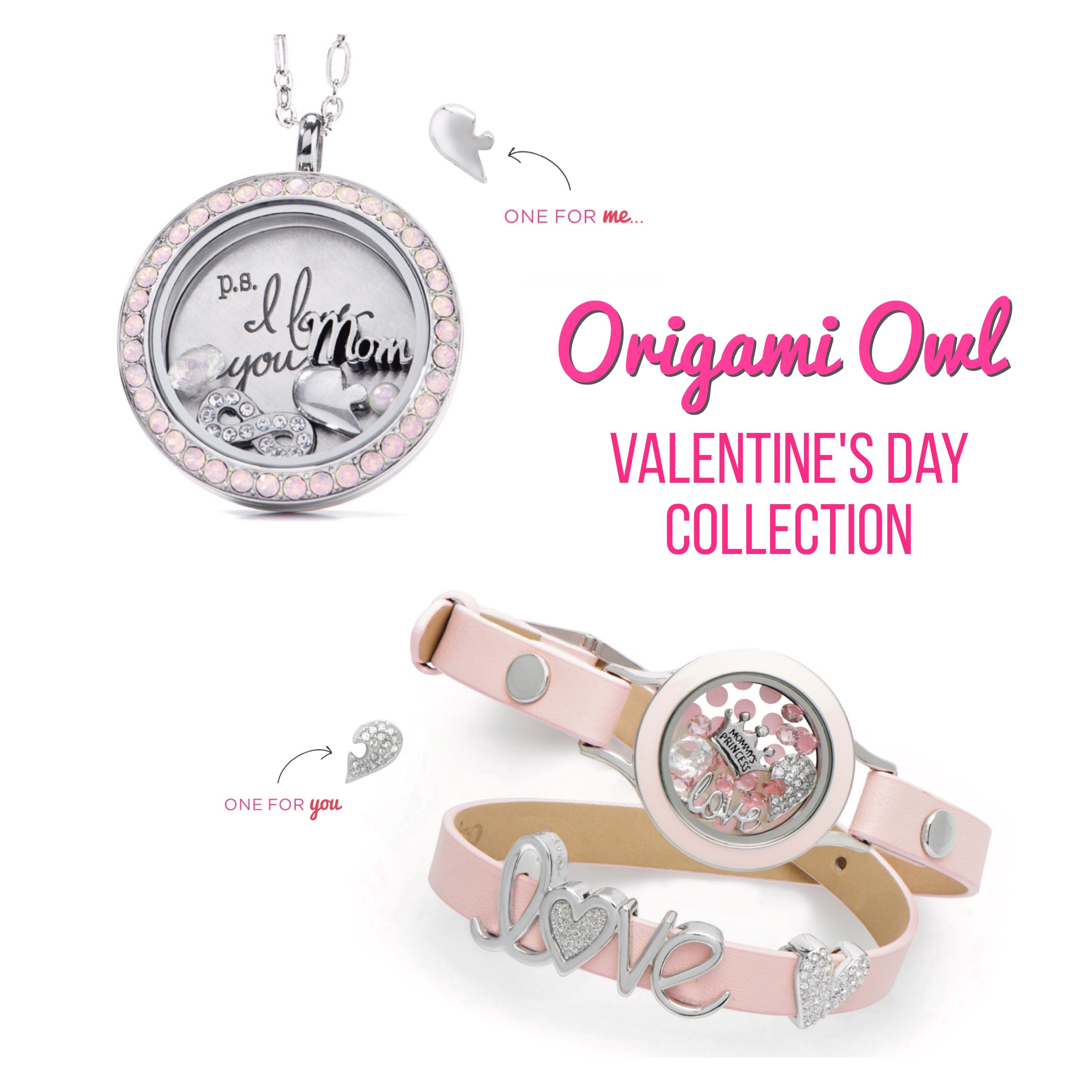 Origami Owl. 2017 Valentine's Day collection! www ... - photo#10