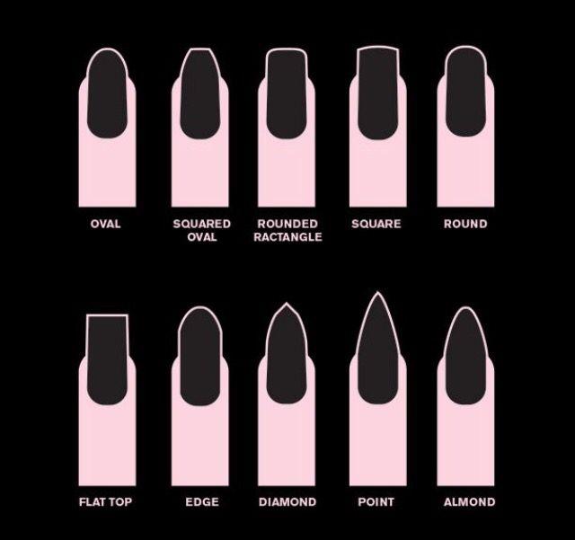 Nail Beds   N͠a͠i͠l͠s͠   Pinterest   Make up, Nail nail and Pedi