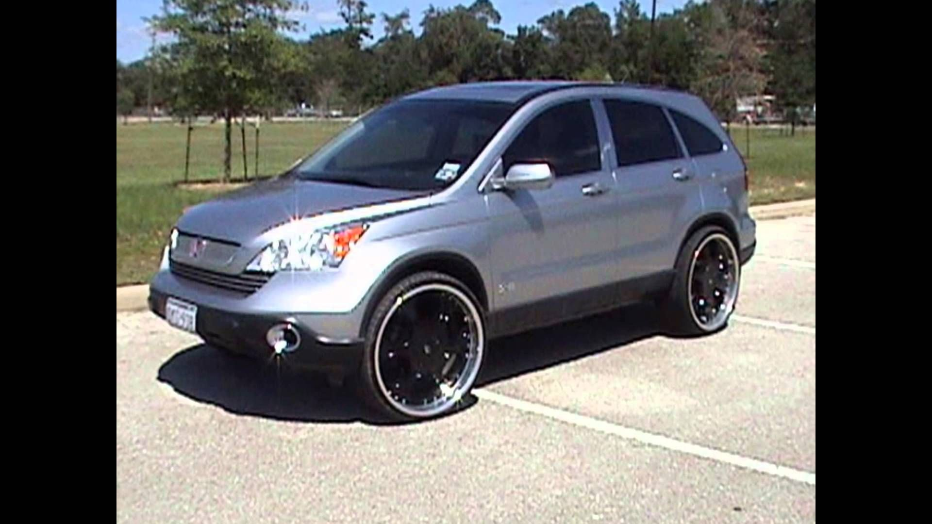 HONDA CRV- 50 different looks for your rod.