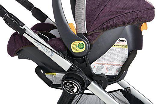 Amazon.com : Baby Jogger Car Seat Adapter (city select, city select