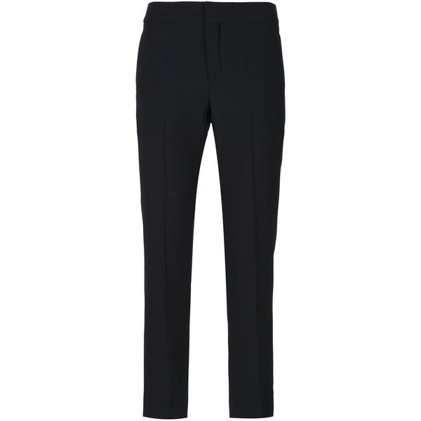 cropped tailored trousers - Black Chlo Cheap Best Seller 8FvH4B