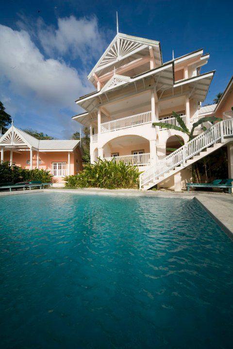 The Main Villa Tobago Hibiscus Villas
