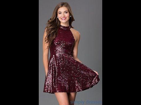 Genc Kizlar Icin Abiye Elbise Modelleri 2017 Elbise Giyim Elbise Modelleri