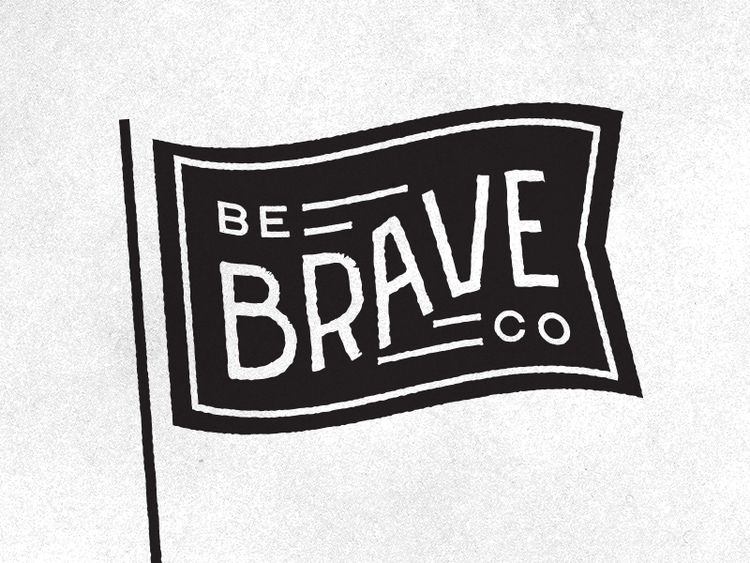 Be Brave by Clarke Harris