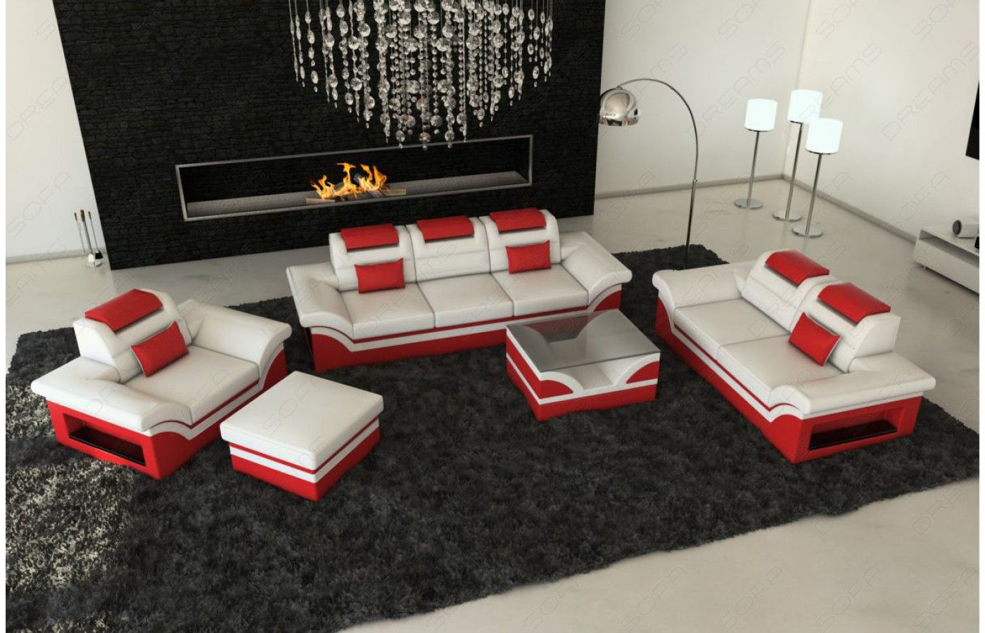als bez ge verwenden wir f r die sofa garnitur monza nur hochwertige materialien darunter. Black Bedroom Furniture Sets. Home Design Ideas