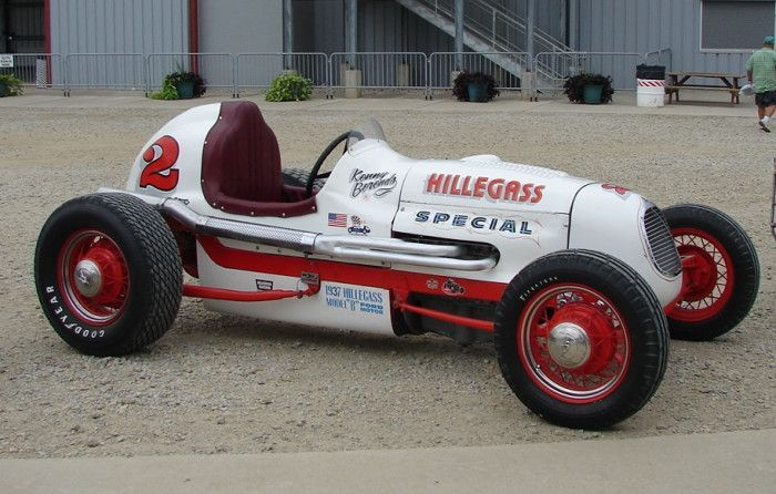 Hemmings Find Of The Day 1930 Hillegass Sprint Car With Images