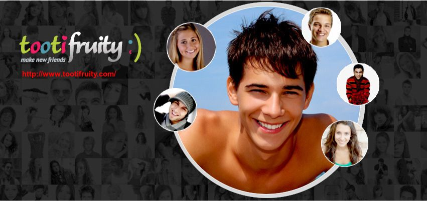 Tootifruity is a teenage dating site and social network