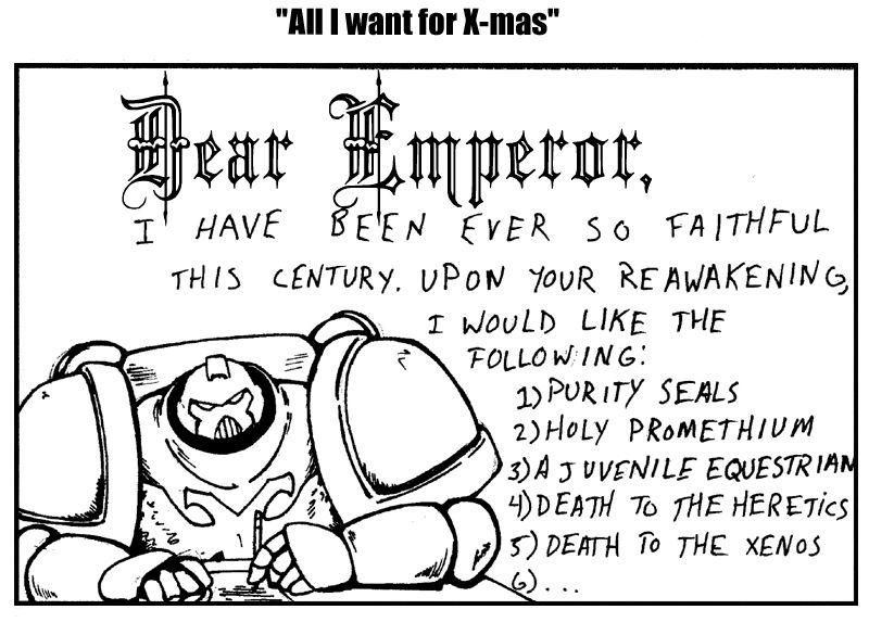 warhammer 40000,comics,funny comics & strips, cartoons