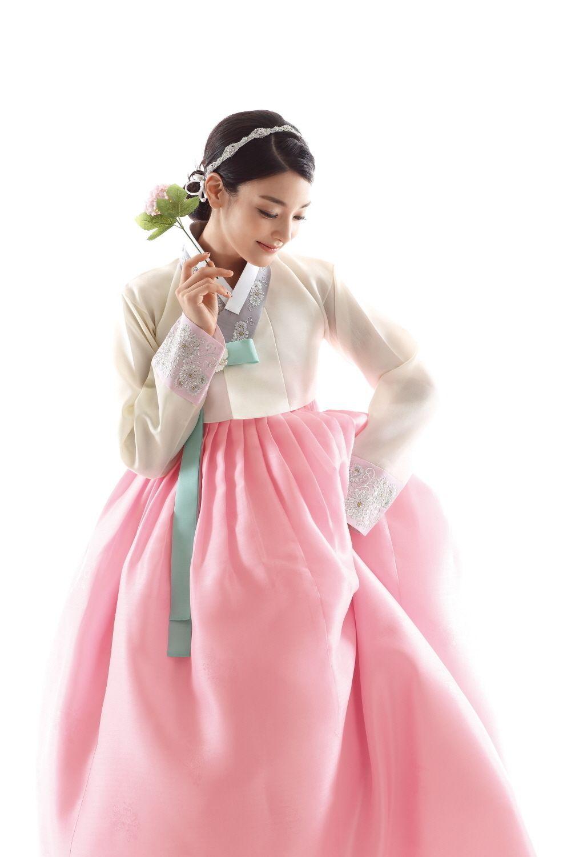 김영희우리옷 신부한복191 | hanbok | Pinterest | Me gustas y Coser