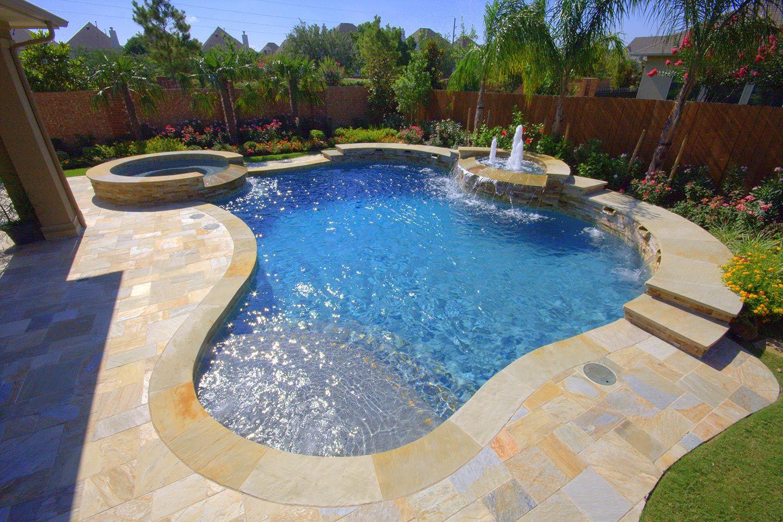 Paragon Pools Of Houston Tx Pool