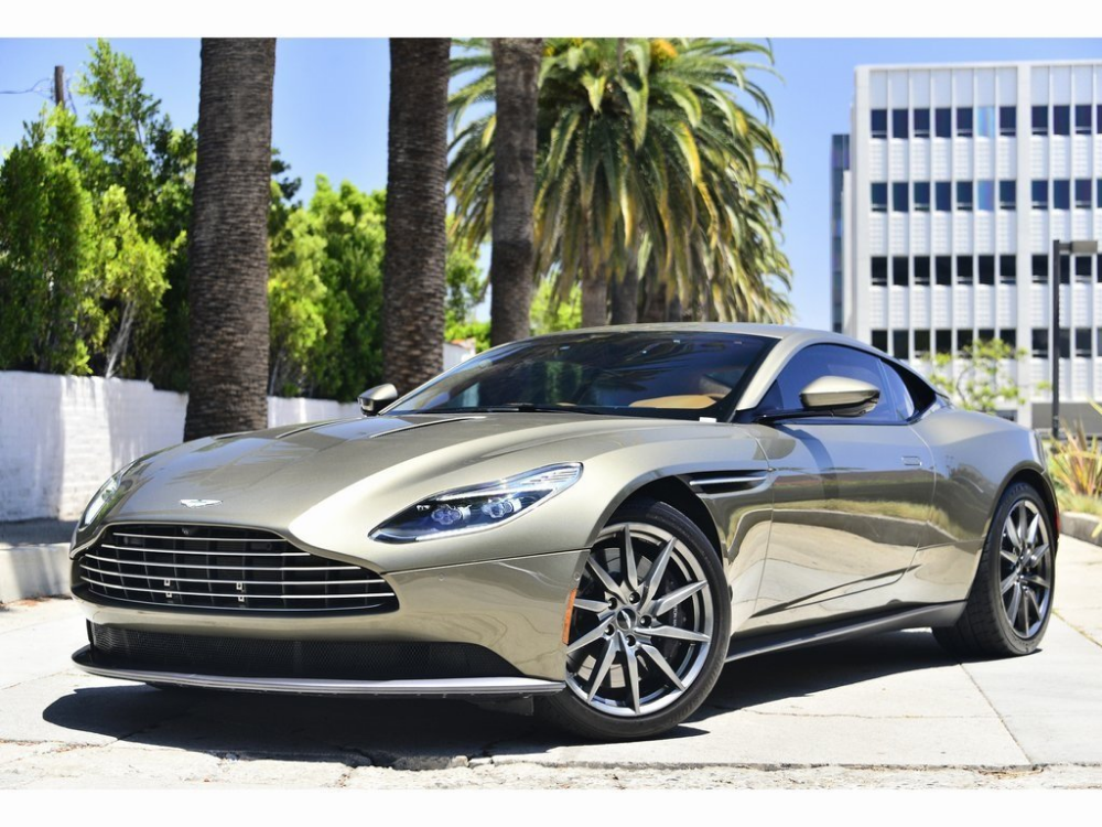 Used 2018 Aston Martin Db11 V12 Coupe For Sale In Beverly Hills Ca 90211 Coupe Details 521967114 Autotrader Aston Martin Db11 Aston Martin Autotrader