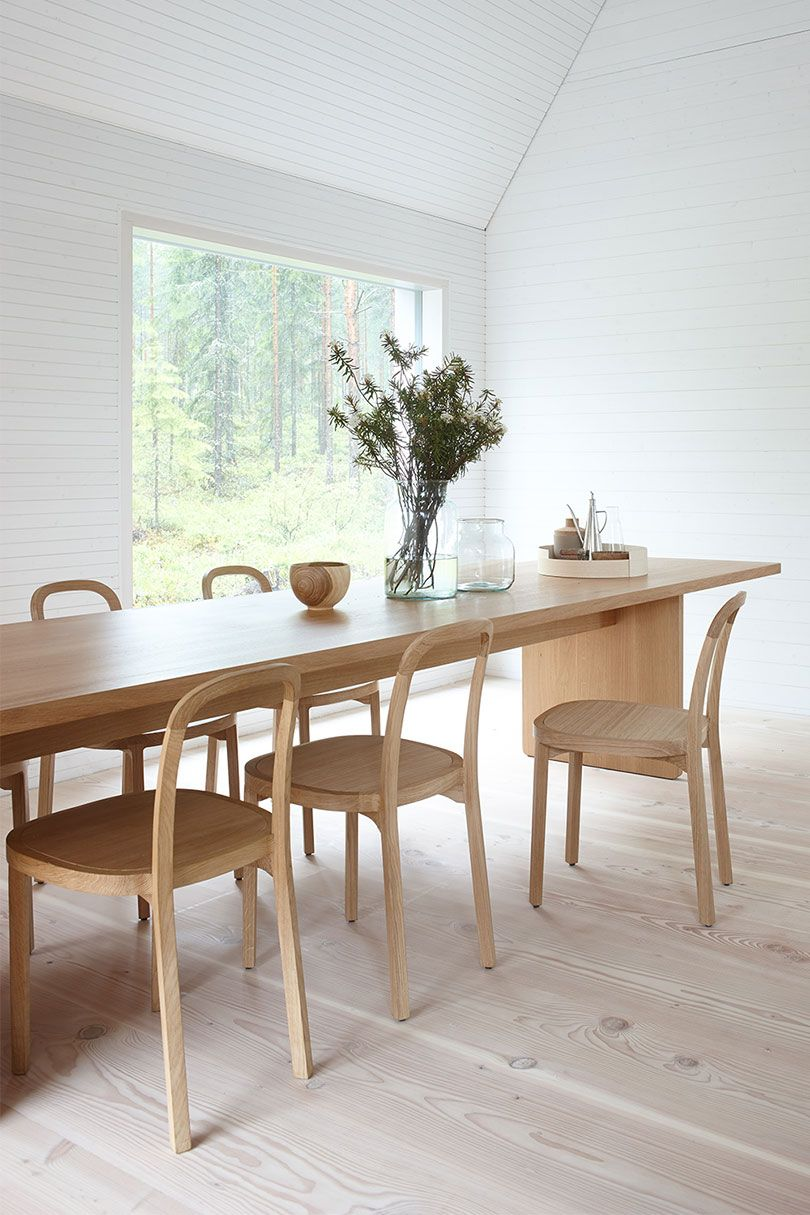 Siro dining chair designed by ilkka suppanen raffaella mangiarotti woodnotes 2018 new collection linea inc modern furniture los angeles