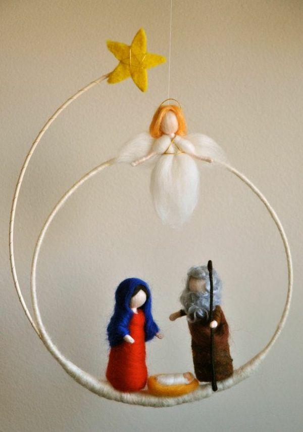 ▷ 1001+ Adventskranz Ideen und Bilder für Ihre Weihnachtsdeko #adventskranzideen