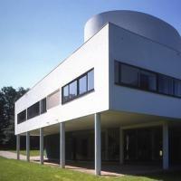 Villa Savoye Le Corbusier Ecrit Les Cinq Points De L Architecture