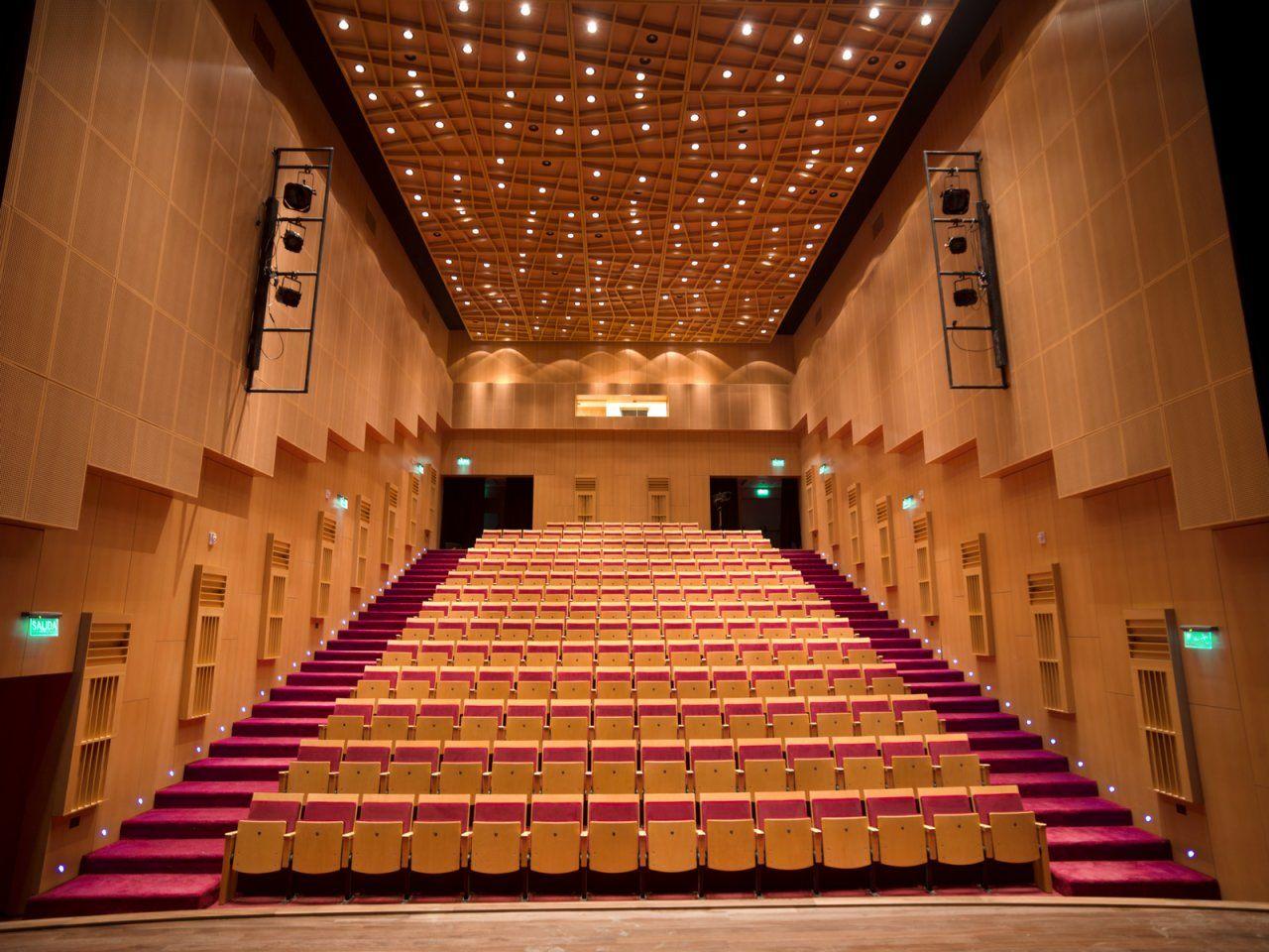 Teatro Bicentenario | Diseño auditorio, Diseño de cine en casa, Sala de  conciertos