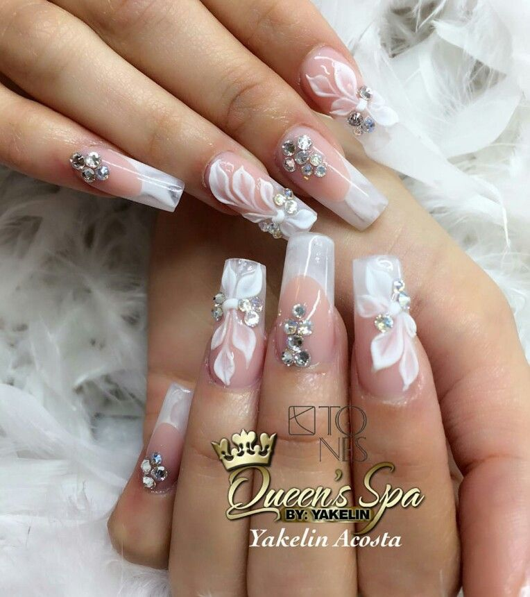 Pin de Kiane Deans en Nail Heaven   Pinterest   Diseños de uñas ...