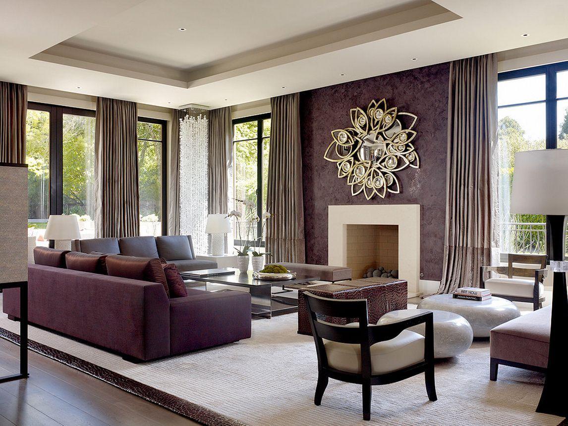 klassisch moderne wohnzimmer