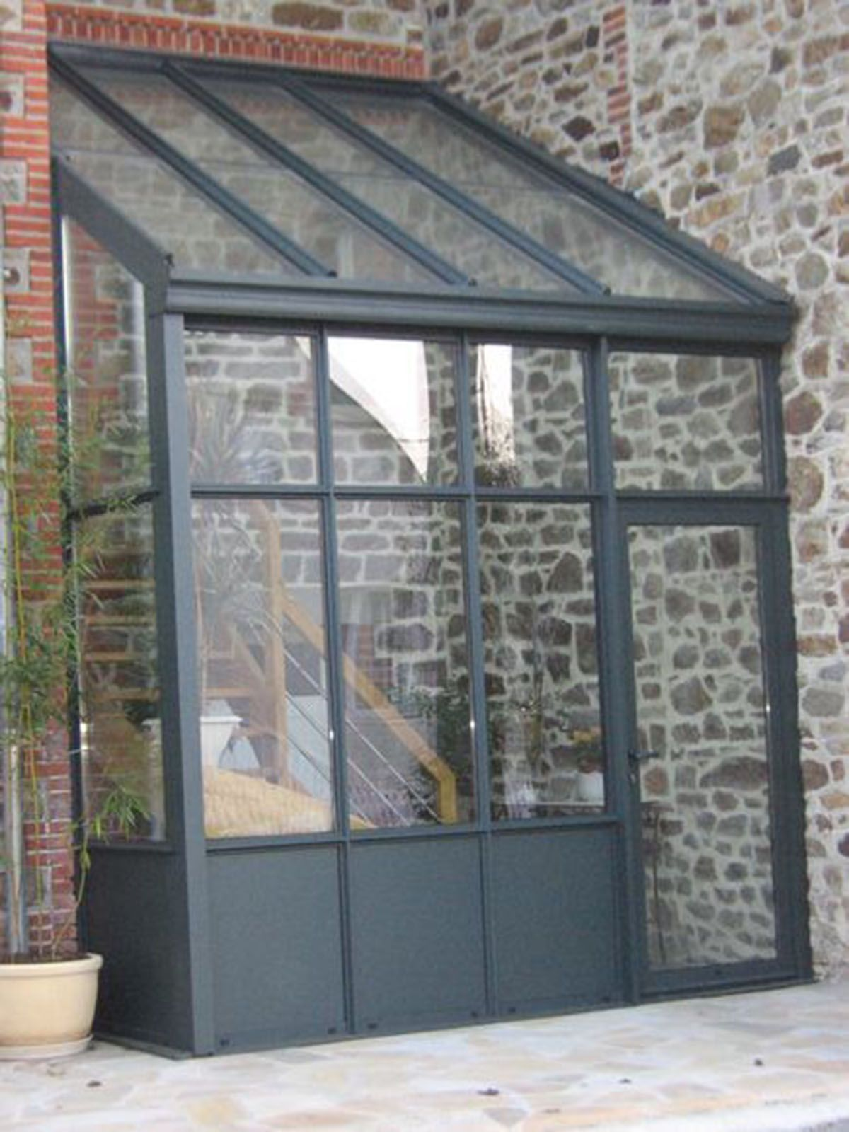 couverture veranda free couverture veranda with couverture veranda awesome vranda en bois pour. Black Bedroom Furniture Sets. Home Design Ideas