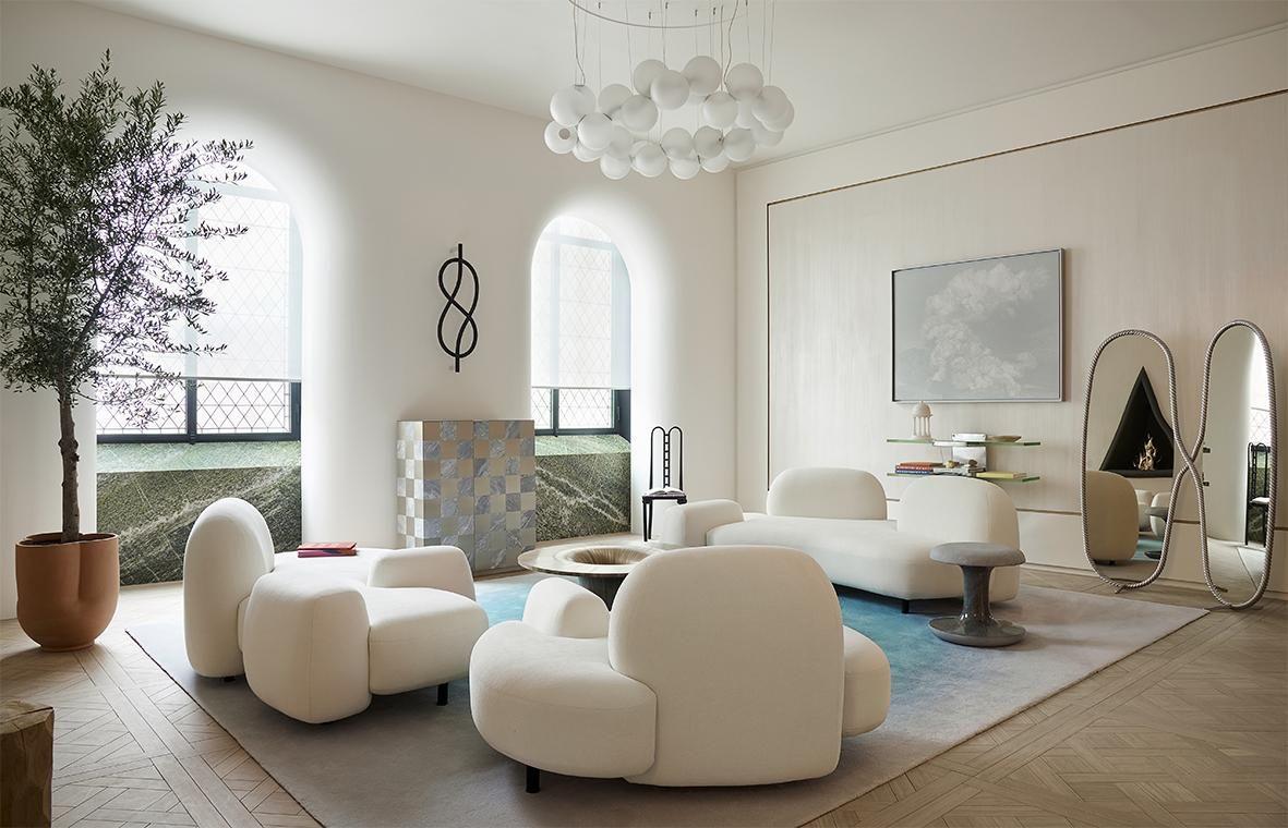 Mathieu lehanneur illuminations famous interior designers living room decor living spaces living