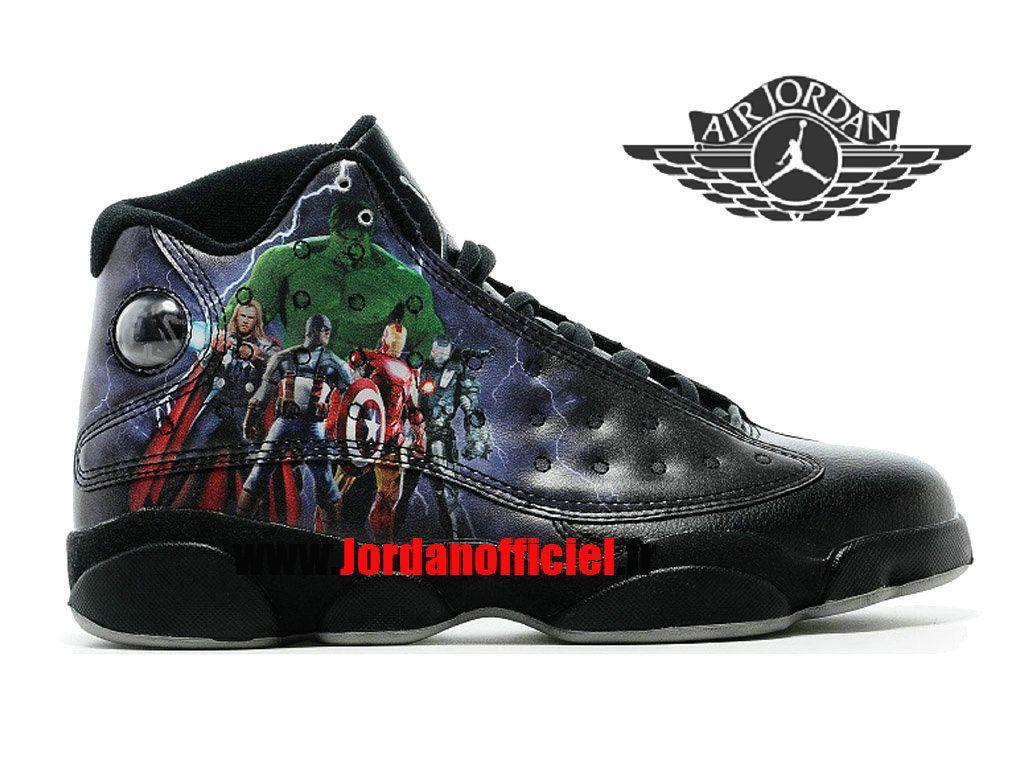 1993b4bc2fd5 Chaussures Jordan Femme Noir