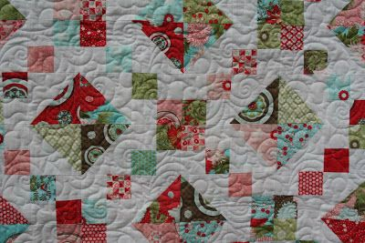 England Street Quilts: Blogger's Quilt Festival - Jewel Box Quilt