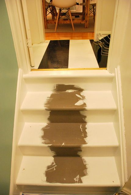 Best Diy Stair Runner How To Install A Diy Stair Runner With 640 x 480