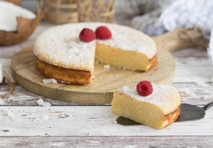 Photo of Coconut cake and condensed milk | Nestle Kitchen