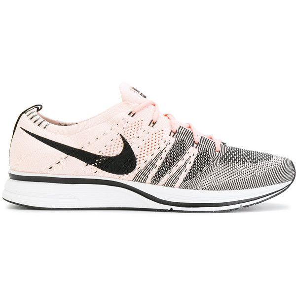 4ae22ffa47236 Nike Flyknit sneakers ( 235) ❤ liked on Polyvore featuring shoes ...