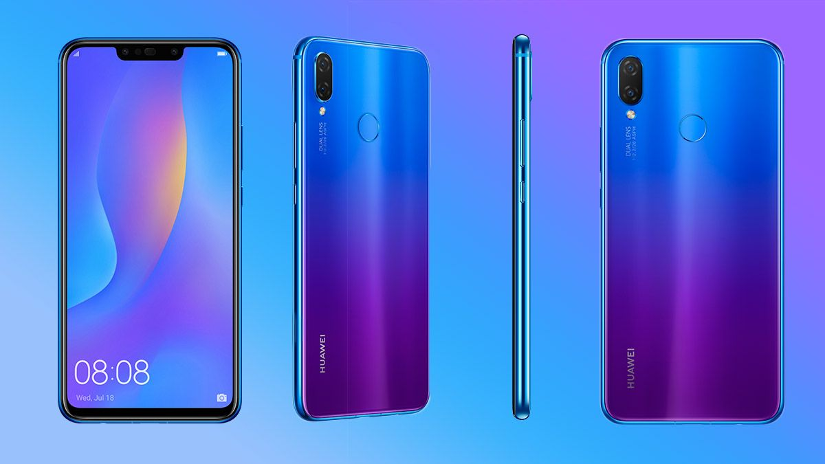 Huawei Launches The Nova 3i A Mid Range Phone With Dual Ai Front Cameras Geek Culture Huawei Phone Video Storage