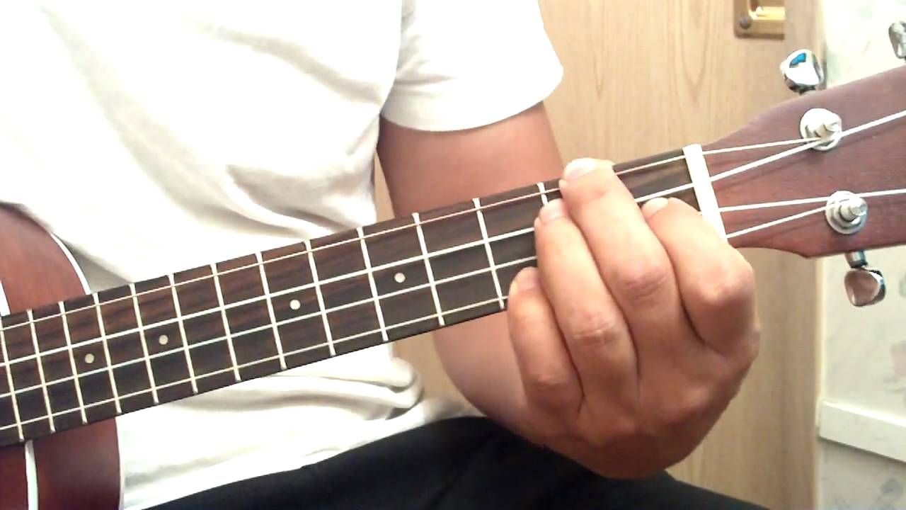 Tamia Officially Missing You Ukulele Tutorial Musically Yours