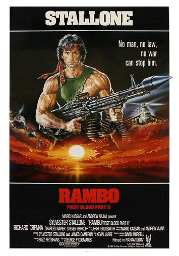 🏆 Rambo first blood part ii free movie download   Download