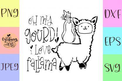 Download Oh my gourd i love fallama svg | My love, Gourds, Wedding ...