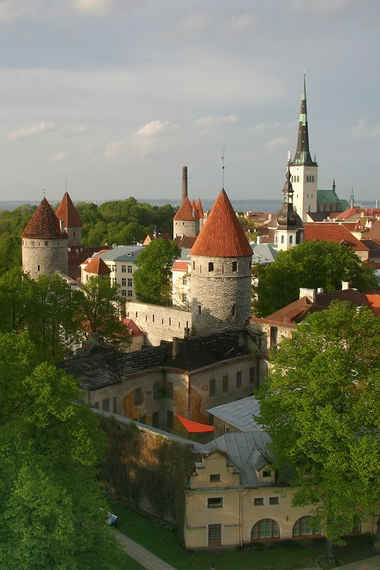 Tallinn harjumaa estonia