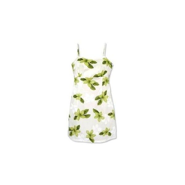 Hawaiian Dresses ❤ liked on Polyvore featuring dresses, sexy white dresses, white day dress, sexy dresses, sexy hawaiian dresses and hawaiian print dresses