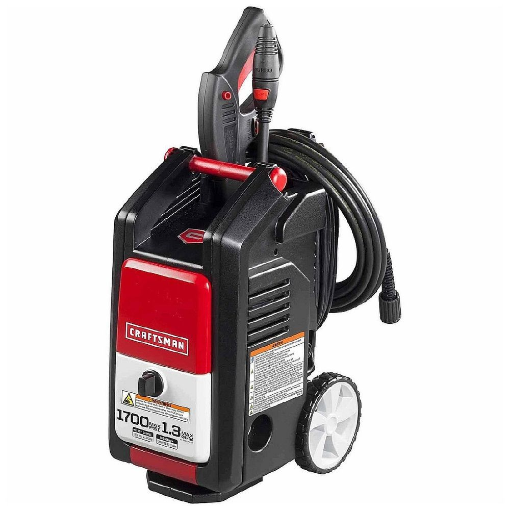 Craftsman 42497 2050 Psi 1 4 Gpm 2 In 1 Electric Pressure Washer Shop Your Way Online Shopping Earn Points On Tools Appliances Electronics More