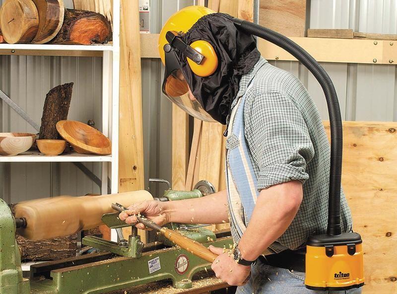 Power Face Shield Respirators Garage makeover, Canadian