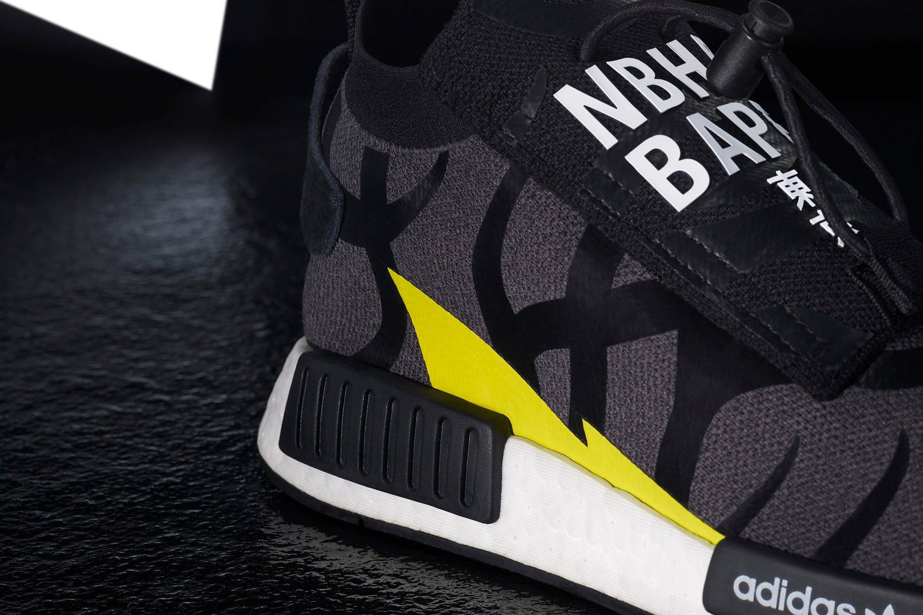 BAPE x NEIGHBORHOOD x adidas Originals NHBAPE POD S 3.1