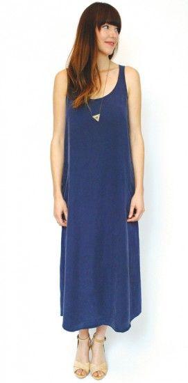 MABEL DRESS - Curator @Karen Jacot Schulman Dupuis>>perfectly simple