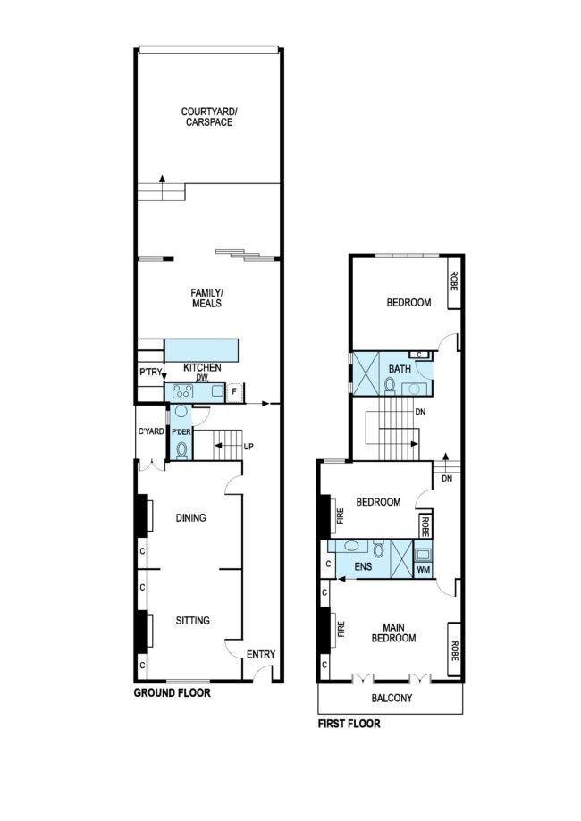 Stalking A Scandinavian Inspired Renovation Desire To Inspire Desiretoinspire Net House Layout Plans How To Plan Narrow Lot House Plans